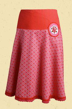 Lost Ink PLEAT DETAIL CHECKED SKIRT - Miniskjørt - multi coloured