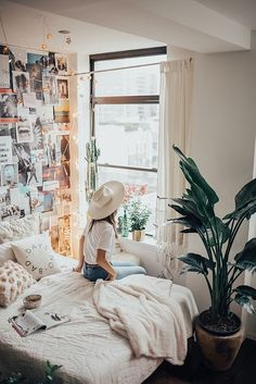 From The Inside Out | By Tezza @urbanoutfitters #UoHome #nycpartment http://rstyle.me/n/cpkhs8bnwe7