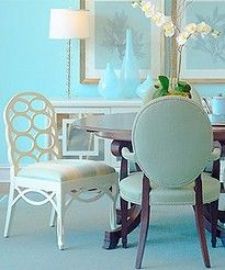 Dining room chair.