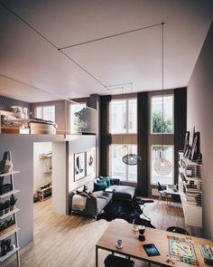 Minimal Interior Design Inspiration | 136 - UltraLinx