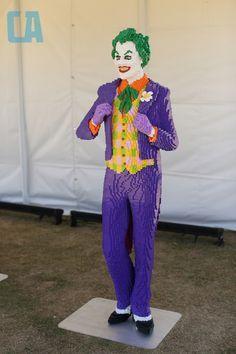 Lego Joker, ever dance with the devil in the pale moonlight? Batman Vs, Superman, Lego Batman, Harley Quinn, Joker And Harley, Marvel Dc, Lego Marvel, Dc Universe, Supergirl