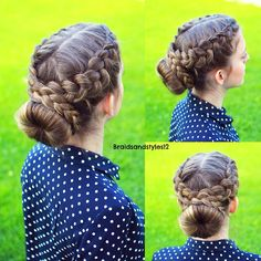 Braided updos , updo hairstyles , updos for medium length hair , Updos for long hair, Pretty updos, bun updos , updos with a bun   Simple updo , simple updos for medium hair , simple updos for long hair , beautiful updos, diy updos, up styles, braided upstyles   DIY Youtube braid tutorial : https://www.youtube.com/watch?v=Hl6EzDGwNdE&list=UU8ouEGIBm1GNFabA_eoFbOQ