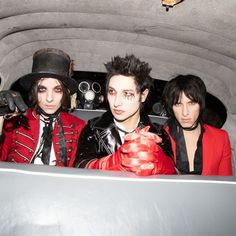 """Track of the Day - PALAYE ROYALE """"Anxiety"""" Emo Bands, Music Bands, Rock Bands, Sebastian Danzig, Emerson Barrett, Goth Boy, Palaye Royale, Cute Profile Pictures, Andy Biersack"""