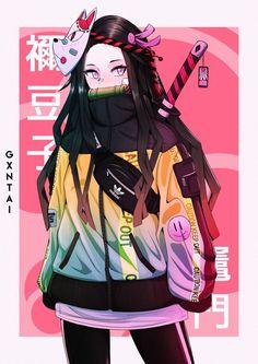 Anime Mädchen Furz Animation