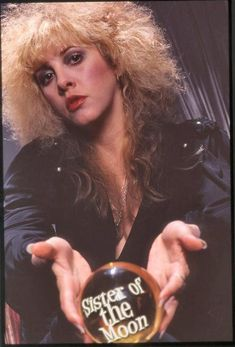 Stevie Nicks 'Sister of the Moon'. Circa Photo by HWIII , courtesy of Rosemary Cantali. Members Of Fleetwood Mac, Buckingham Nicks, Stephanie Lynn, Stevie Nicks Fleetwood Mac, Beautiful Voice, Her Music, Wiccan, Magick, Photo Credit