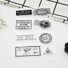 Personalised wedding stamp with your first and first names and wedding date HB model customizable vintage wooden stamp