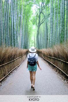 TRAVEL: A QUICK GUIDE TO KYOTO. The most amazing photos, made me want to go there straight away.