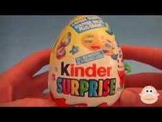 Disney Eggs Surprise Disney Cars Surprise Egg Learn-A-Word! Spelling Veg...