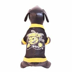 NCAA Wichita State Shockers Athletic Mesh Dog Jersey, Team Color, Large All Star Dogs. $19.96