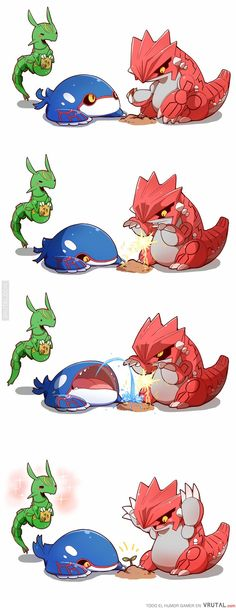 ImageFind images and videos about anime, pokemon and rayquaza on We Heart It - the app to get lost in what you love. Pokemon Pins, Pokemon Comics, Pokemon Fan Art, Pokemon Cards, Pokemon Stuff, Digimon, Pokemon Kampf, Rayquaza Pokemon, Pokemon Deoxys