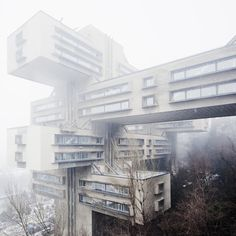 Soviet Union's avant-garde architecture — Lost At E Minor: For creative people