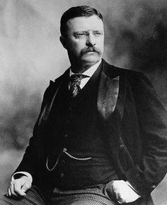 Theodore Roosevelt also know as Teddy! Another Great #american #president