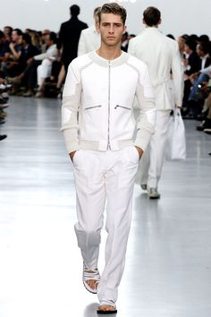 White by Corneliani #SS2013