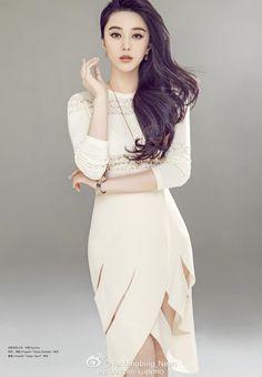 The Beautiful Chinese Actress Fan Bingbing Asian Woman, Asian Girl, My Fair Princess, Fan Bingbing, Chinese Actress, Girl Fashion, Womens Fashion, Asian Style, Asian Beauty