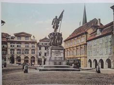 Malostranské náměstí (zdroj: Praha/Prague/Prag)