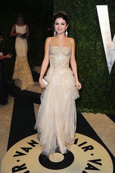 Selena Gomez, 2013 Oscars Party