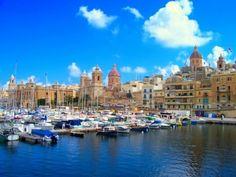 Bugibba on Malta