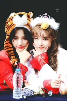 🍓 ➼υηινєɾsє161010 Kpop Girl Groups, Korean Girl Groups, Kpop Girls, Lee Sun, My Princess, Disney Princess, Cube Entertainment, Soyeon, First Girl