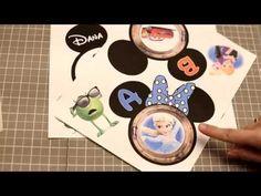 How to Make Disney Cruise Magnets: Magnet Paper vs. Disney Fantasy Cruise, Disney Cruise Door, Disney Dream Cruise, Disney Cruise Tips, Disney World Trip, Disney Diy, Disney Crafts, Disney Vacations, Disney Trips