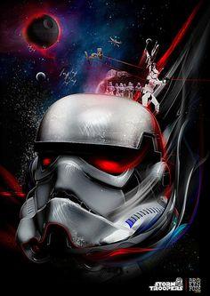 · Storm Troopers X by Raijan Hemeran ·
