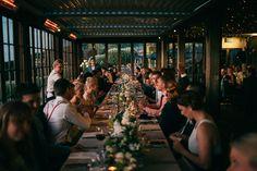 Waiheke Island Wedding On A Moody & Rainy Day via Magnolia Rouge