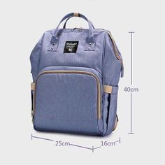 8177b5222 Baby Nappy Bags Diaper Bag Mother Shoulder Bag Fashion Maternity Mummy  Handbag Waterproof Baby Stroller Bag