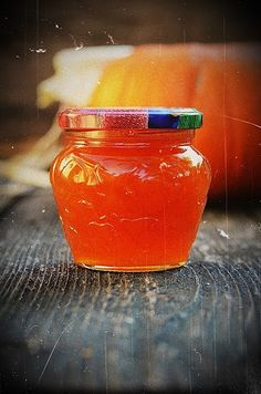 Dżem z dyni i pomarańczy
