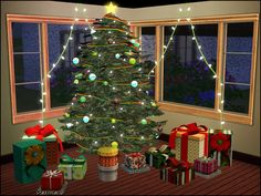 A Small Set To Help You Put Together The Perfect Christmas Tree For Contains 4 Slots Into Which Can Place Included Garland Lights