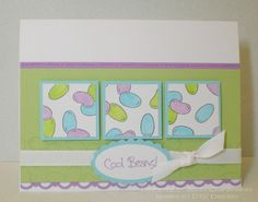 CAS60 - Cool Beans - Stamps: DRS Designs (2010)