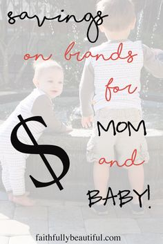 Shop Coupons and Savings, Our Favorite Small Shops and Brands for Mom & Baby, Shopping for Baby, Saving Money, Coupon Codes, Thred Up Coupon Code, Parasol Diapers Coupon Code,