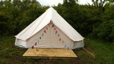 Nursery Bell Tent