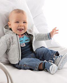 671dc264f fotos de ropa para bebes varones - Buscar con Google Moda Para Bebes