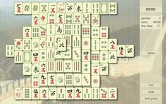 Figure ground skills | Mahjong is a puzzle game based on a classic Chinese game for four persons. The goal is to remove all 144 tiles from the board. You may remove only paired free tiles. The tile is free when there are no tiles either to the left or to the right from it