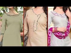 #latest Plain Chuditar front neck models | salwar Kameez neck models - YouTube Latest Kurti Design LATEST KURTI DESIGN |  #FASHION #EDUCRATSWEB | In this article, you can see photos & images. Moreover, you can see new wallpapers, pics, images, and pictures for free download. On top of that, you can see other  pictures & photos for download. For more images visit my website and download photos.