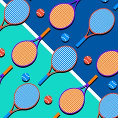 IBM US Open Sessions on Behance