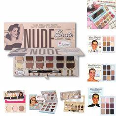New The Balm Meet Matt(e) Ador Nude Eye Shadow Palette With Mirror Fit Women  #Eyeshadow
