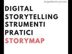 Digital Storytelling Geografico: tutorial di StoryMap | Design Didattico | Lim e dintorni