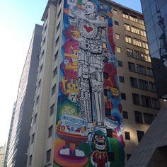 Many stories tall, on Paulista