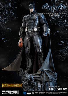 Prime 1 Studio Arkham Origins Batman Statue - Sideshow Exclusive Version - The Toyark - News