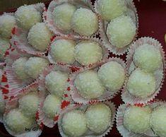 Rezept Kokoshappen - wie Raff*elo von Jagga - Rezept der Kategorie Backen süß