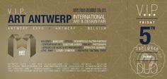 WEB TV VISUAL-ARTV: ART ANTWERP EXPO - INTERNATIONAL ART & DESIGN FAIR...