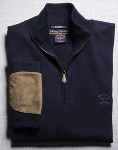 Paul and Shark navy sweater
