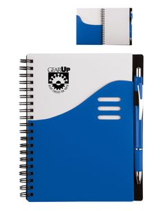 Perfect 10: Color Wave Notebook Elegant pen and notebook combo. Great for events and seminars. Lots of color options. And remember, a full Perfect 10 reference kit is included with you first order of any item from the GearUp Perfect 10 Program.