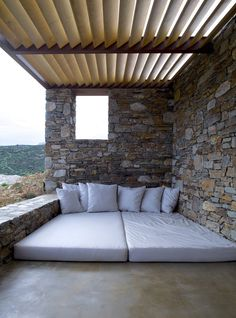 Vacation Residence at Lia / MOLD Architects
