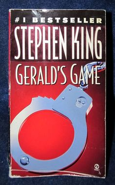 Gerald's Game by Stephen King (1992, Paperback)