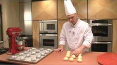 Bread shaping demos by Ciril Hitz, Master Baker.