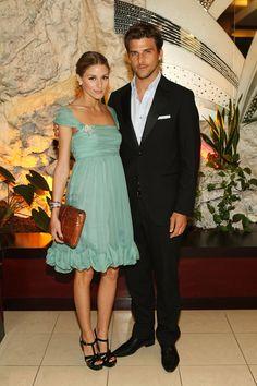 Olivia Palermo and Johannes Huebl Style | POPSUGAR Fashion