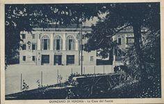 Verona - Quinzano - La Casa del Fascio