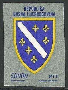 1993 / 2010 Bosnien (Sarajevo), praktisch komplette Sammlung des Periode (nur fehlend einige Briefmarken).  Anbieter Philadria d.o.o.  Saalauktion Ausruf: 300.00EUR