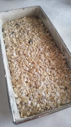 semienková tehlička How To Dry Basil, Oatmeal, Herbs, Breakfast, Blog, The Oatmeal, Morning Coffee, Rolled Oats, Herb
